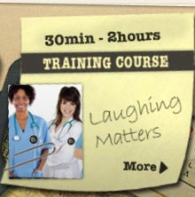 Laughing matters course, 30mins - 2hrs